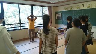 英語キャンプ2日目.JPG
