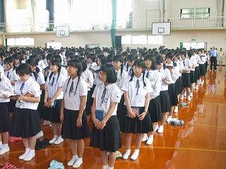 純 高校 鹿児島 心 女子